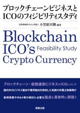 ブロックチェーンビジネスとICOのフィジビリティスタディ